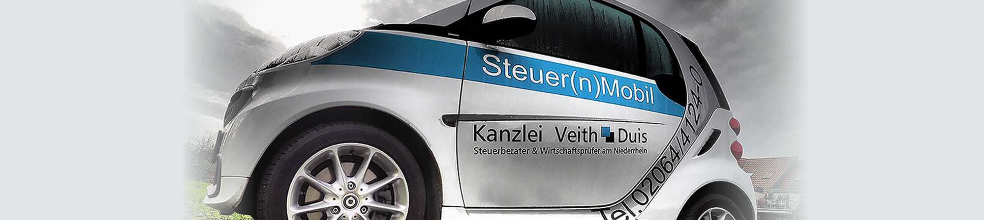 Steuer-Mobil
